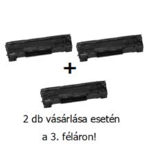 Utángyártott 2+1db féláron Akció Canon CRG 712 - 1.500 oldal