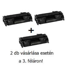 Utángyártott 2+1db féláron Akció Canon CRG 719 - 2.100 oldal