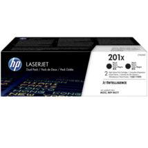 Eredeti HP 201X fekete (CF400XD) - 2 x 2.300 oldal