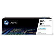 Eredeti HP 203X (CF540X) fekete - 3.200 oldal
