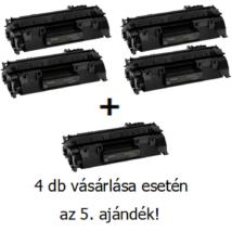 Utángyártott 4+1db AKCIÓ Canon CRG 719 - 2.100 oldal