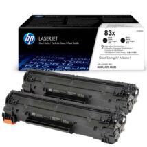Eredeti HP 83X (CF283XD) - 2 x 2.200 oldal