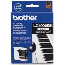 Eredeti Brother LC 1000 fekete - 500 oldal