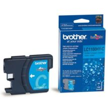 Eredeti Brother LC 1100 HY cyan - 750 oldal