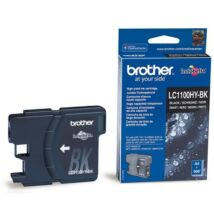 Eredeti Brother LC 1100 HY fekete - 900 oldal