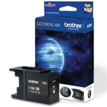 Eredeti Brother LC 1280 XL fekete - 2.400 oldal