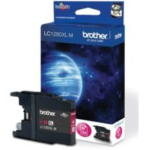 Eredeti Brother LC 1280 XL magenta - 1.200 old