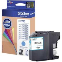 Eredeti Brother LC 223 cyan - 550 oldal