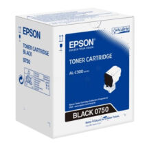 Eredeti Epson C 300 black - 7.300 oldal