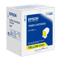 Eredeti Epson C 300 yellow - 8.800 oldal
