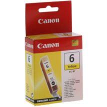 Eredeti Canon BCI-6 Yellow
