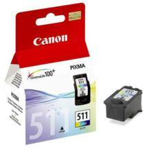 Eredeti Canon CL-511 (3x3ml) - 2972B001