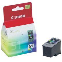 Eredeti Canon CL-51(3x7ml)