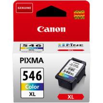 Eredeti Canon CL-546XL - 8288B001 - 13ml (~300 oldal)