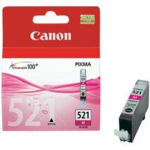 Eredeti Canon CLI-521 Magenta
