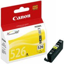 Eredeti Canon CLI-526 yellow