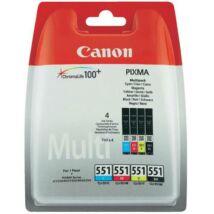 Eredeti Canon CLI-551 Multipack