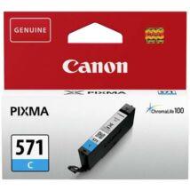 Eredeti Canon CLI-571 cyan - 6,5 ml