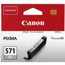 Eredeti Canon CLI-571 szürke - 6,5 ml