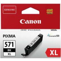 Eredeti Canon CLI-571XL fekete - 10,8 ml - 0331C001