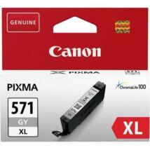 Eredeti Canon CLI-571XL szürke - 10,8 ml - 0335C001