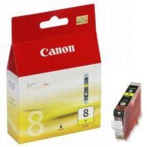 Eredeti Canon CLI-8 yellow
