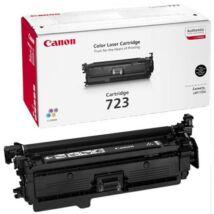 Eredeti Canon CRG 723 bk - 5.000 oldal