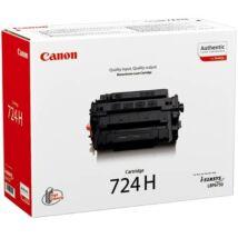 Eredeti Canon CRG 724H - 12.000 oldal