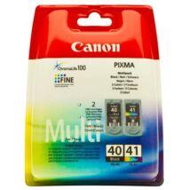 Eredeti Canon PG-40/CL-41 - Multipack