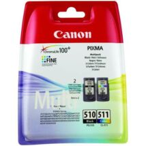 Eredeti Canon PG-510/CL-511 Multipack - 2970B010