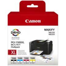 Eredeti Canon PGI-1500XL Multipack - 9182B004