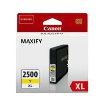 Eredeti Canon PGI-2500XL yellow - 9267B001 - 19.3ml