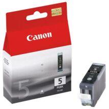 "Eredeti Canon PGI-5 fekete - \""nagy fekete\"""