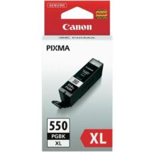 Eredeti Canon PGI-550XL fekete - 22ml - 6431B001