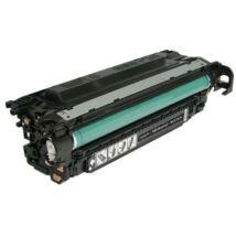 Utángyártott HP CE250X fekete - 10.500 oldalas