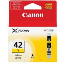 Eredeti Canon CLI-42 yellow - 13 ml