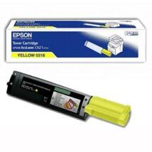 Eredeti Epson CX21 yellow - 5.000 oldal