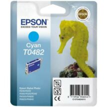 Eredeti Epson T0482 Cyan (13 ml)