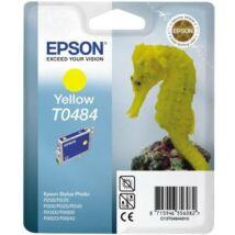 Eredeti Epson T0484 Yellow (13 ml)