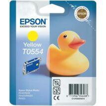 Eredeti Epson T0554 - Yellow