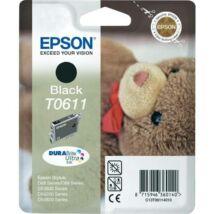 Eredeti Epson T0611 Fekete