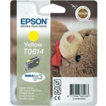 Eredeti Epson T0614 Yellow