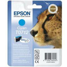 Eredeti Epson T0712 - Cyan (7,5ml)