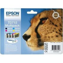Eredeti Epson T0715 - Multipack (BK+C+M+Y)