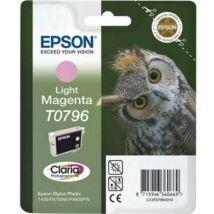 Eredeti Epson T0796 - Light Magenta