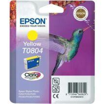 Eredeti Epson T0804 Yellow