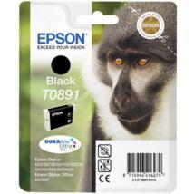 Eredeti Epson T0891 - fekete (5,8ml)