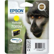 Eredeti Epson T0894 - yellow (3,5ml)