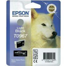 Eredeti Epson T0967 - Light Black