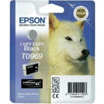 Eredeti Epson T0969 - Light Light Black